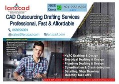 MEP Cad Drafting and Design Service
