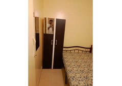 Big partition available for couple / 2 ladies near metro
