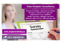 Research Data/SPSS Analysis Help in Dubai, UAE