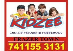 Kidzee | 7411553131 | Pulkeshi Nagar | 1121 | Early Education