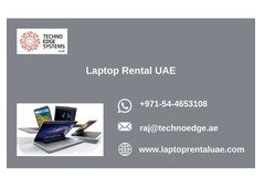 Laptop Rental UAE - Rent and Hire Brand New Laptops