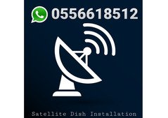 New Satellite Dish Installation 0556618512