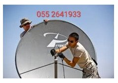 Nilesat dish TV fixing 0552641933