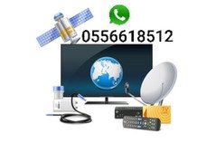Satellite Dishtv IPTV Installation 0556618512