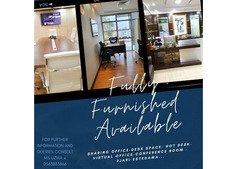 Grab a Deal Get Fully Furnished Office