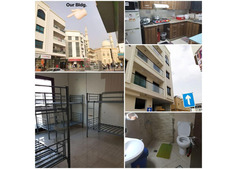 Lower and Upper Bed space for rent in Dubai Al Satwa Kabayan