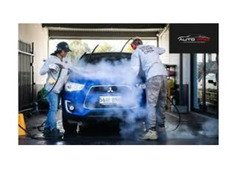 RUNNING CARWASH FOR SALE LOCATED IN RAS AL KHOR
