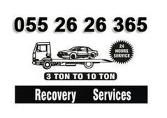Car Towing Fast arrival All Over Sharjah 24 Hr Call(055 2626365)