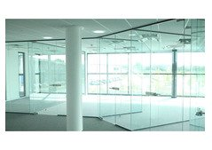 GLASS PARTITION WORK IN DUBAI 055-7274240