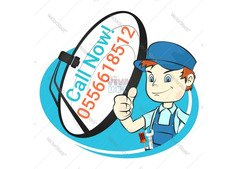 Satellite Dish Tv Installation  0556618512