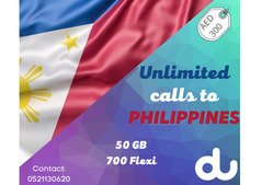 UNLIMITED CALLS TO PHILIPPINES