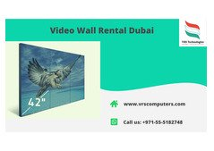 LED Wall Rental Services at Affordable Price in Dubai