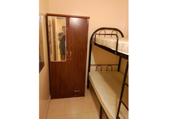 partition room for 2 person 1300 all included