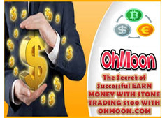 EARN MONEY WITH STONE TRADING $100
