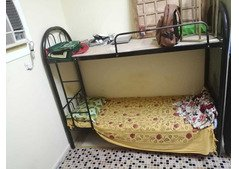 Bedspace for Rent/Male/Bachelor/New and Clean/Naif Deira