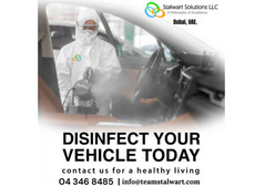 Disinfect Your Vehicle Today From Team Stalwart