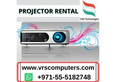 Projector Rental Service In Dubai At Affordable Cost