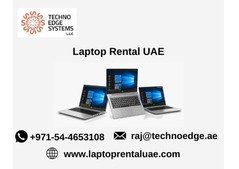 Who offers Business Laptop Rentals in the UAE?