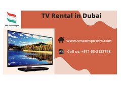 Short And Long Term LCD TV Rental Services in Dubai