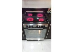 Indesit ceramic electric oven