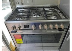 Bosch top gas oven electric 5 burners