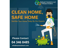 Sanitizing Your Home Today By  TeamStalwarts Now