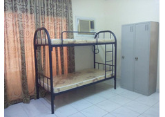 BED SPACES FREE DEWA AND WIFI AVAILABLE IN UNION/BANIYAS METRO DUBAI