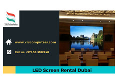 Hire Big LED Display Screen Rentals for Events in Dubai