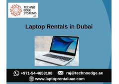Why do Businesses Prefer Laptop Rentals in Dubai?