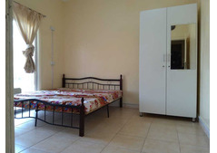 Available couple/family room with balcony at Burdubai for 2300/-