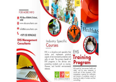 EHS consultants Provides Industry Specific Courses