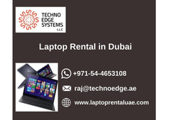 Why do Businesses Prefer Laptop Rental in Dubai?