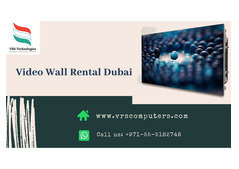 Extensive Range of LED Video Wall Rental Solutions in Dubai
