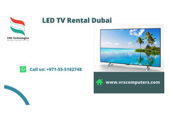Rent Smart LED TV at Affordable Packages in Dubai