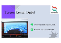 Big High Definition LED Screens for Hire in Dubai