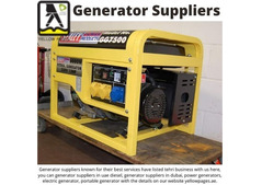 best quality search for Generator Suppliers