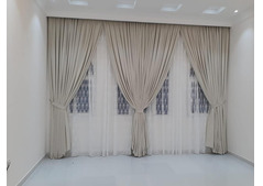 Blinds & Curtains Dubai - Made-to-Measure Curtains