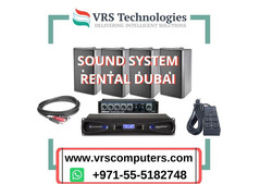 Questions to Ask Before Sound System Rental Dubai