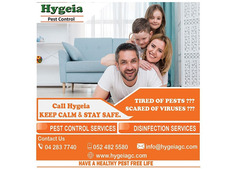 Hygeia Disinfection Services