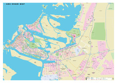 GIS mapping services in Dubai | Travel maps in Dubai | Tourist Maps