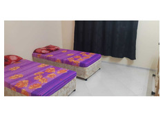 Neat And Clean Room For Family Available In Bur Dubai Makhool.