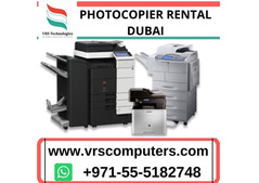 Advantages of Photocopier Rental in Dubai