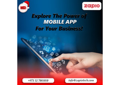 Mobile App Development Company in Abu Dhabi