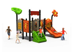 Multiplay Slide Set Outdoor Equipment