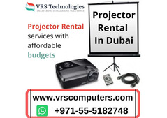 Projector Rentals in Dubai Become the Part of Advertising