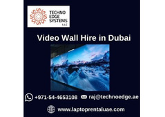 Where to Hire Video Wall in Dubai?