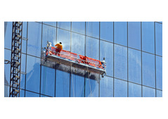 Facade access systems suppliers in UAE | Fabrication works Dubai