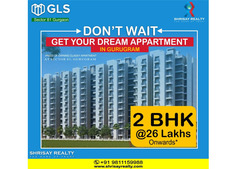 GLS 81 2 BHK Residential Property Sector 81 Gurgaon