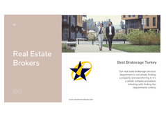 Real Estate Brokerage in Turkey