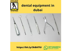 Best Dental Equipment in Dubai